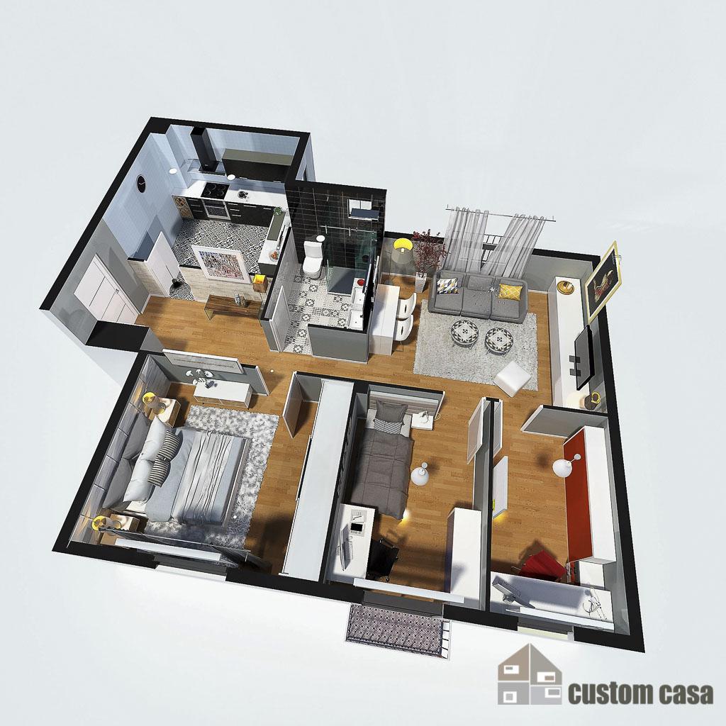 Custom casa vender tu casa con home planner es muy rentable for Proyectar tu casa