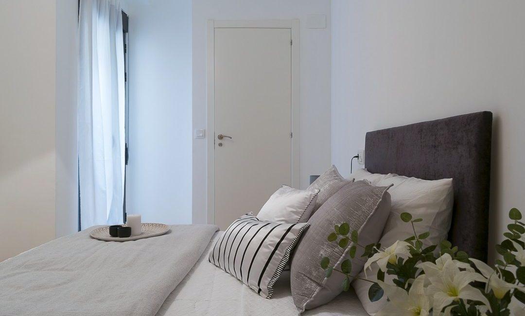 Antes y Después Home Staging_Promoción obra nueva Valencia